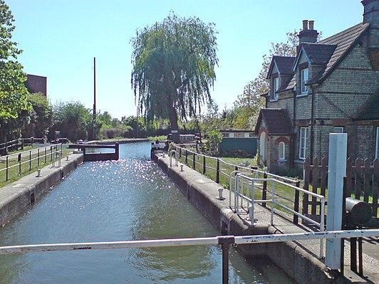Hertford Lock