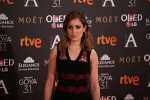 Hiba Abouk - Hiba Abouk at the 2017 Goya Awards
