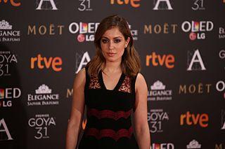 Hiba Abouk Spanish actress