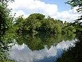 Hidden lake - geograph.org.uk - 1312396.jpg