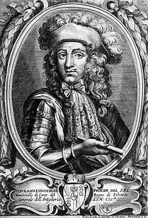 Hieronim Augustyn Lubomirski - Hieronim Augustyn Lubomirski