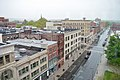 High Street, Holyoke, looking north on a rainy day.jpg