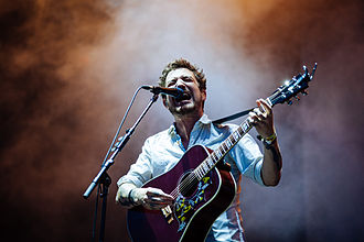 Frank Turner - Frank Turner at Highfield Festival, Germany