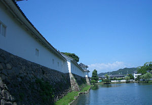Hikone Castle - Image: Hikone Castle 18