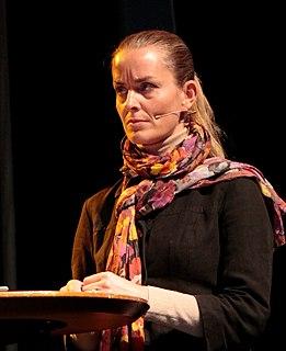Hilde Sandvik Norwegian journalist