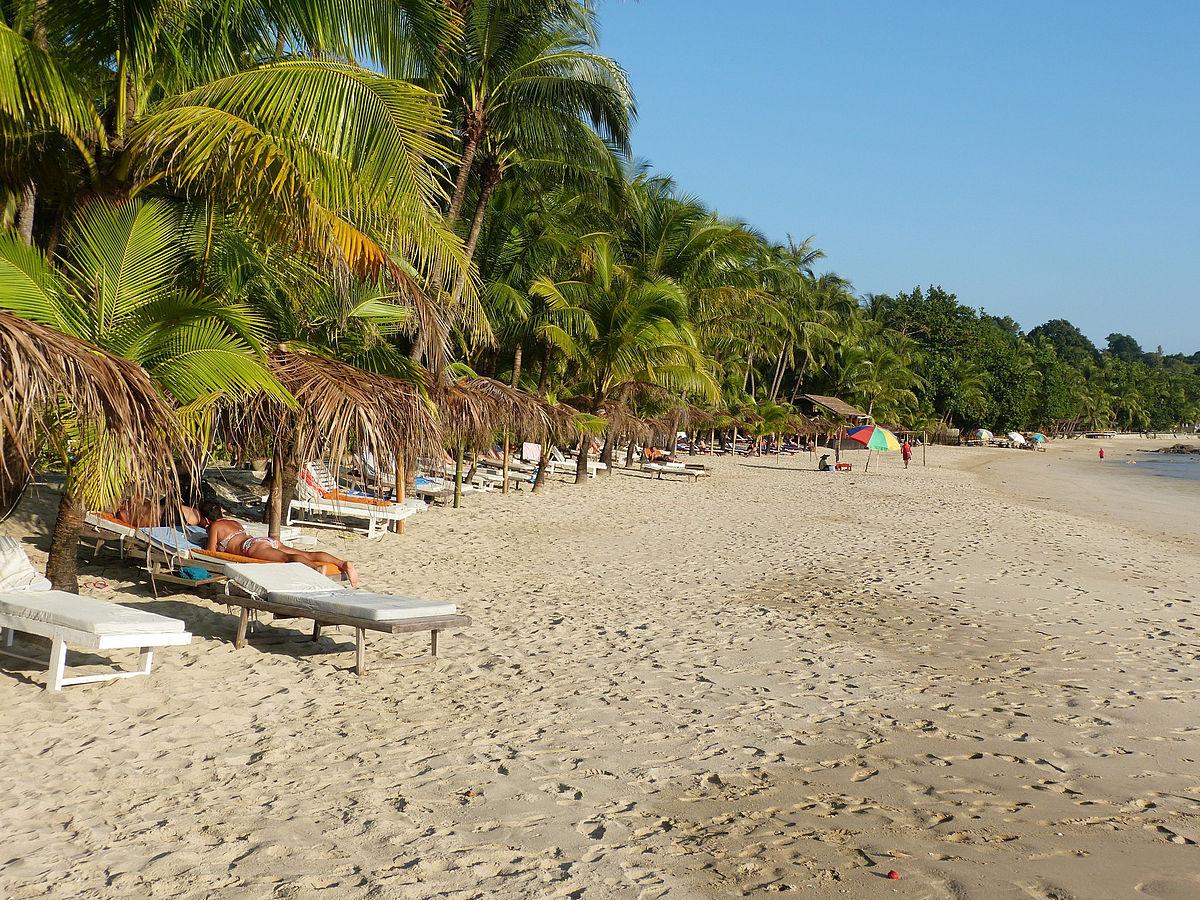 Hotels Myanmar Ngapali Beach Lintharohotel