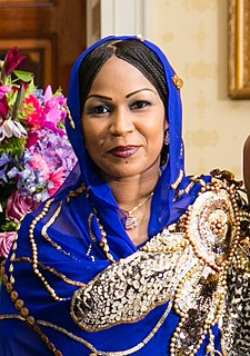 Hinda Deby Itno Chadian First Lady