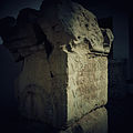 Histria -funeral stone with Roman epigraphy.jpg