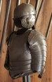 Hjälm, zischägge eller så kallad ungersk stormhuva., 1600-talet - Skoklosters slott - 108833.tif