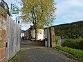 Hochwasserschutz und Stadtmauer in Pfalzel bei Trier - geo.hlipp.de - 14483.jpg