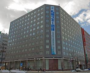 北海道銀行の本店