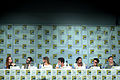 Holland Roden, Tyler Hoechlin, Shelley Hennig, Dylan O'Brien, Tyler Posey, Dylan Sprayberry & Jeff Davis (14768837174).jpg