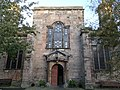 Holy Trinity with St Mary Church, Berwick-upon-Tweed, Northumbria - the entrance.jpg