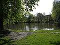 Homeless rybník, Legií, Varnsdorf, Česká republika - panoramio.jpg