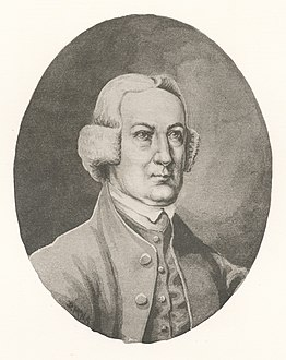 Hon. Samuel Ward, May 27, 1725-March 26, 1776, Governor of Rhode Island and member of the Continental Congress (NYPL b12349149-421946) (cropped).jpg