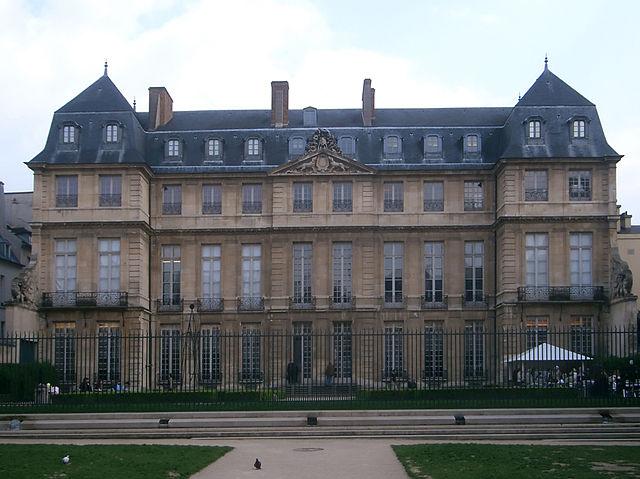 Музей Пикассо в Париже