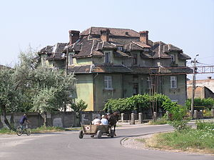 Teiuș - Image: House In Teius