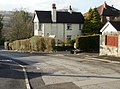 House on the corner of Coed-Y-Canddo Road and The Highway, New Inn - geograph.org.uk - 1762093.jpg