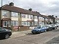 Houses in Stanley Road - geograph.org.uk - 1527415.jpg