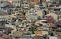 Houses in Taormina from the Theatre - Taormina - Italy 2015 (2).JPG