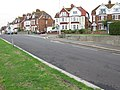 Houses on Wear Bay Road, Folkestone East Cliff - geograph.org.uk - 1579706.jpg