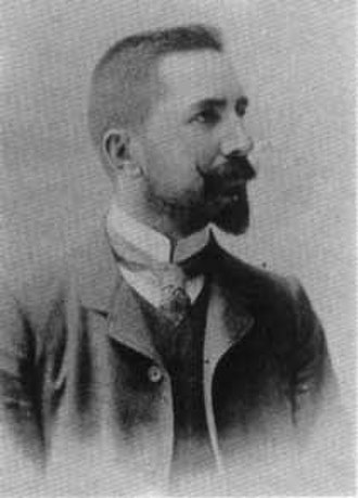 Internal Macedonian Revolutionary Organization - Hristo Tatarchev.