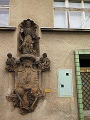 Socha svatého Prokopa