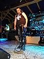 Hudební skupina Ortel, koncert v Runway Club, 26. 9. 2015, 9, Tomáš Ortel.jpg