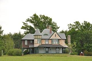 Hills House (Hudson, New Hampshire) United States historic place