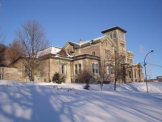 Allan Memorial Institute Mental health hospital in Montréal, Canada