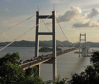 Dongguan - Humen Pearl River Bridge