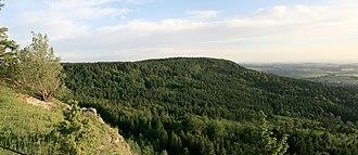 Hummelsberg (Swabian Jura) - Image: Hummelsberg