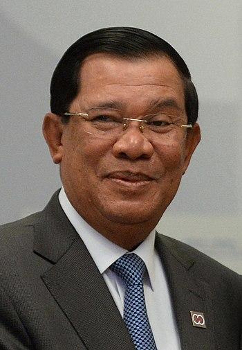 Hun Sen (2016) cropped