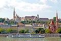 Hungary-02424 - Europa, Fisherman's Bastion and Buda Calvinist Church (31770375844).jpg
