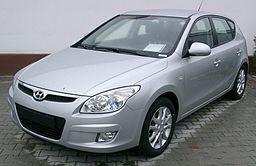 Hyundai i30 front 20070928
