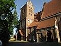 Iława - kościół p.w.Przemienienia Pańskiego (1317 - 1325 r. ) - panoramio.jpg