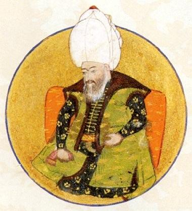 II Bayezit
