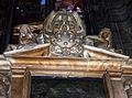 IMG 6898 - Milano - Duomo - Tomba Medeghino - Stemma - Foto Giovanni Dall'Orto 8 mar 2007.jpg
