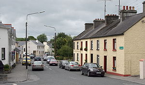 Elphin, County Roscommon - Chapel Street, Elphin