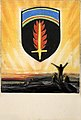 INF3-311 Unity of Strength Shield with flaming sword on golden sky background.jpg