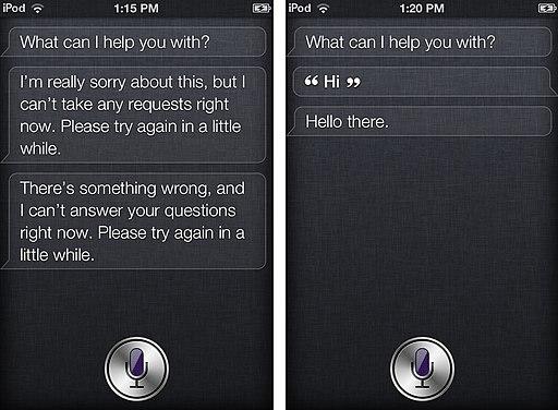 IOS 6 Siri picture