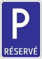 IP 16 - Parkovisko parkovacie miesta s vyhradeným státím (alternatíva).png