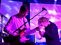"""IQ played their """"traditional"""" Christmas gig to a capacity crowds at The Garage in Highbury 62.jpg"""