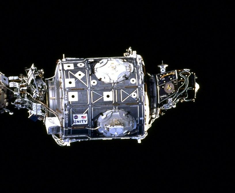 ISS Unity module