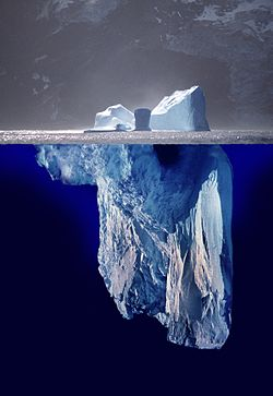 meaning of iceberg