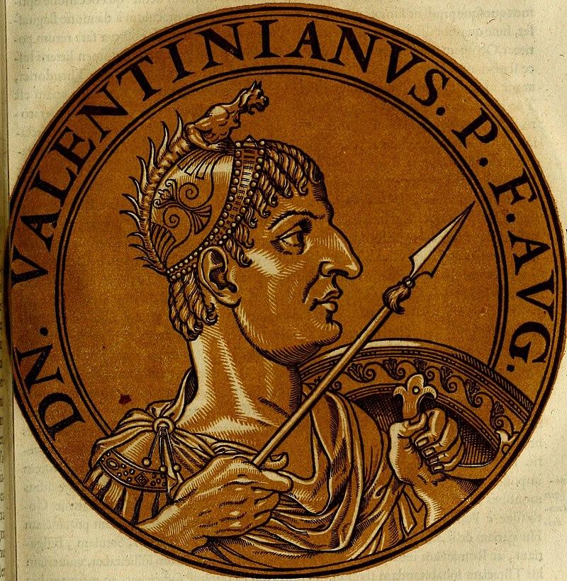 Icones imperatorvm romanorvm, ex priscis numismatibus ad viuum delineatae, and breui narratione historicâ (1645) (14560045098).jpg