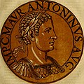 Icones imperatorvm romanorvm, ex priscis numismatibus ad viuum delineatae, and breui narratione historicâ (1645) (14746663265).jpg