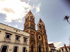 Ramiriquí - Church of Ramiriquí