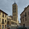 Iglesia de San Esteban (Segovia). Torre.jpg