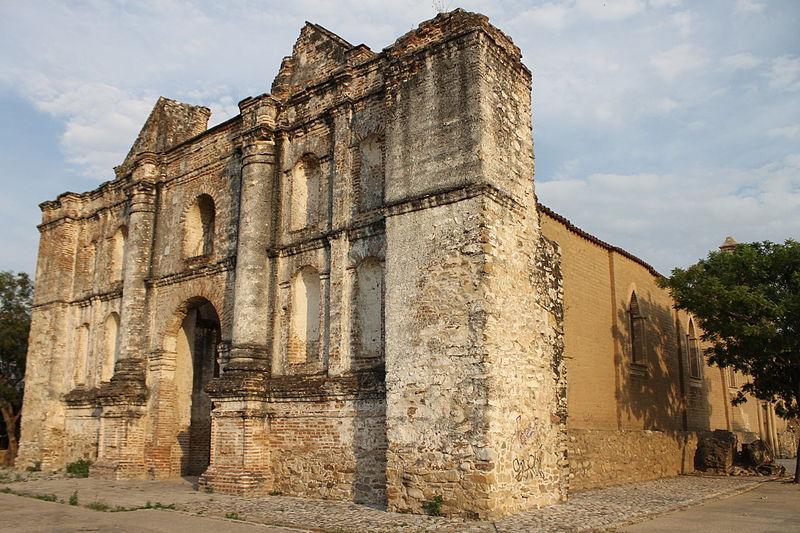 File:Iglesia de San Sebastián, Chiapa de Corzo, Chiapas..JPG